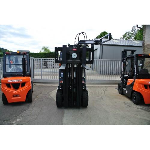 Dieselgabelstapler mit Wandler