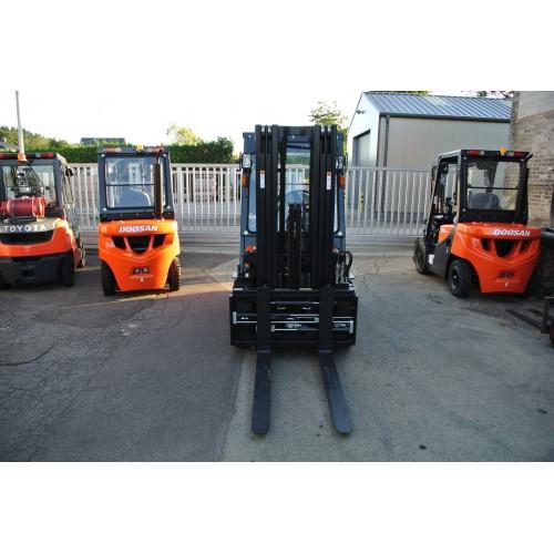 Dieselstapler