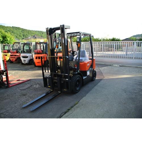 Doosan D25G Plus Diesel Freisicht 3500mm