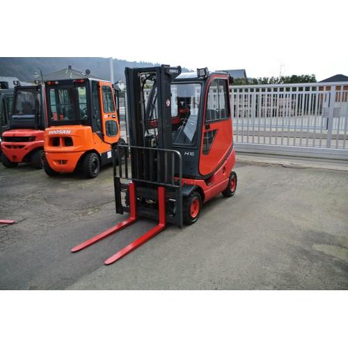 Linde H16D-03 350 Triplex 4600mm