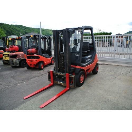 Linde H25D-03 351 Triplex Diesel