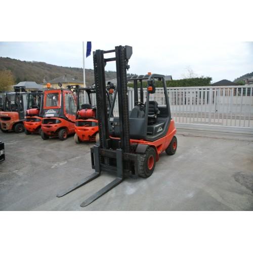 Linde H30D-04 351 Deutz Motor Dieselgasgabelstapler...