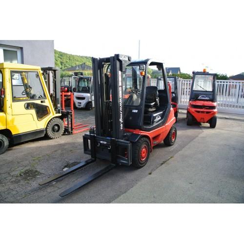 Linde H25T-03 351 Treibgas Triplex 4600 4....
