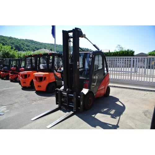 Linde H30D 393 Diesel mit Partikelfilter Triplex 6450 mm...
