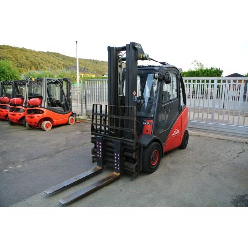 Linde H30D 393 Diesel mit Partikelfilter Triplex 5505 mm...