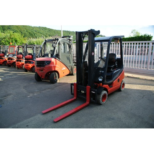 Linde H18T-03 350 Triplex 4600mm