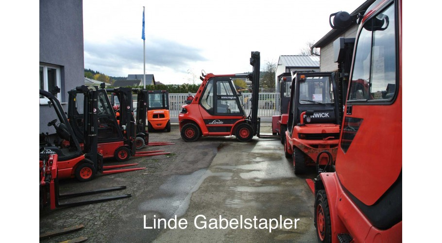 Linde H80T-03 353